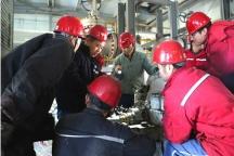 山西潞安电厂泥沙泵案例