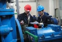 国投热电除灰泥沙泵机组