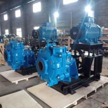 压滤机渣浆泵
