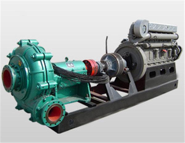 450mm口径挖泥泵