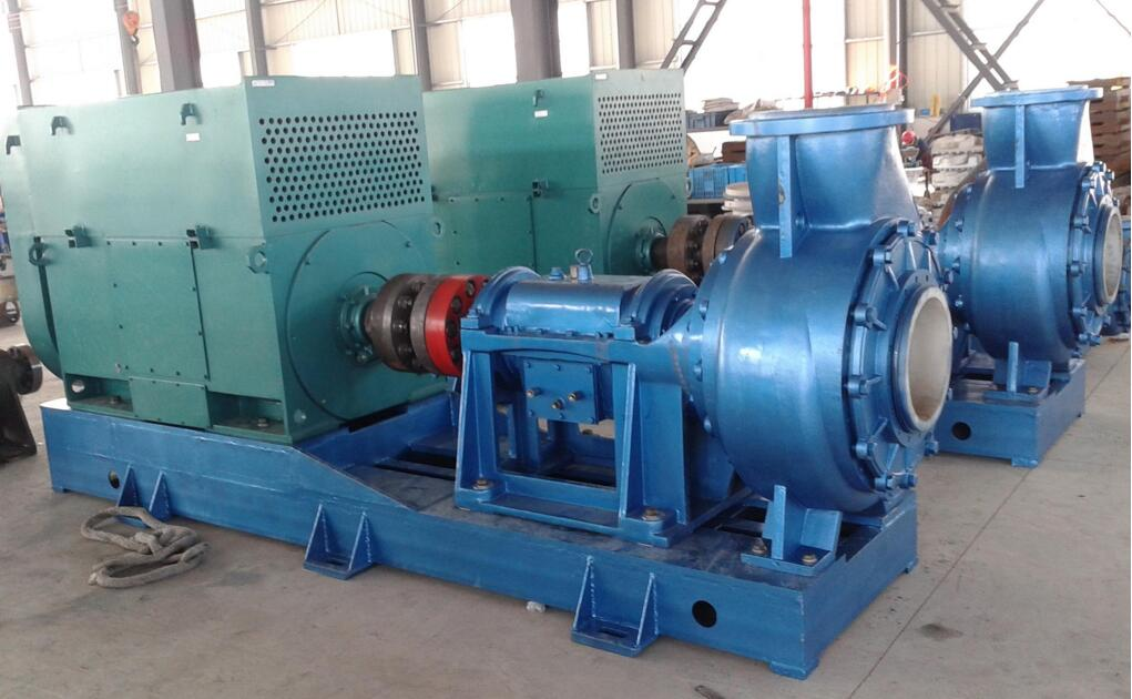 6寸脱硫泵