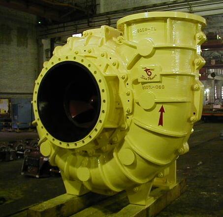 10寸脱硫泵